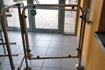 RTS tube door closer