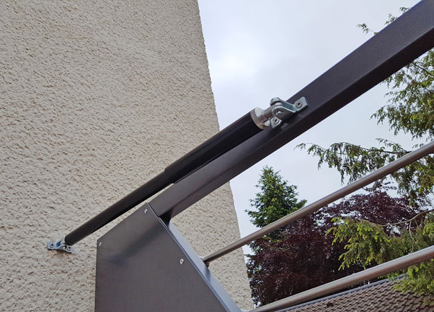 Gate Closers ensure that pedestrian access gates close automatically with the minimum of fuss or complication.