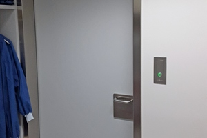 Interlock Control System in het Universitair Klinisch Centrum