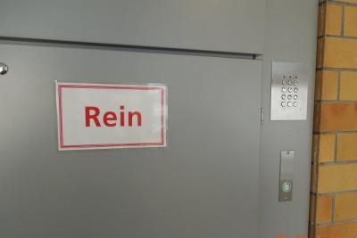 Interlock in hospital