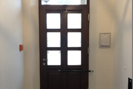 The gate closer DIREKT can also be used for entry doors