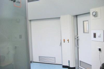 Ziekenhuis sluisbesturingssysteem